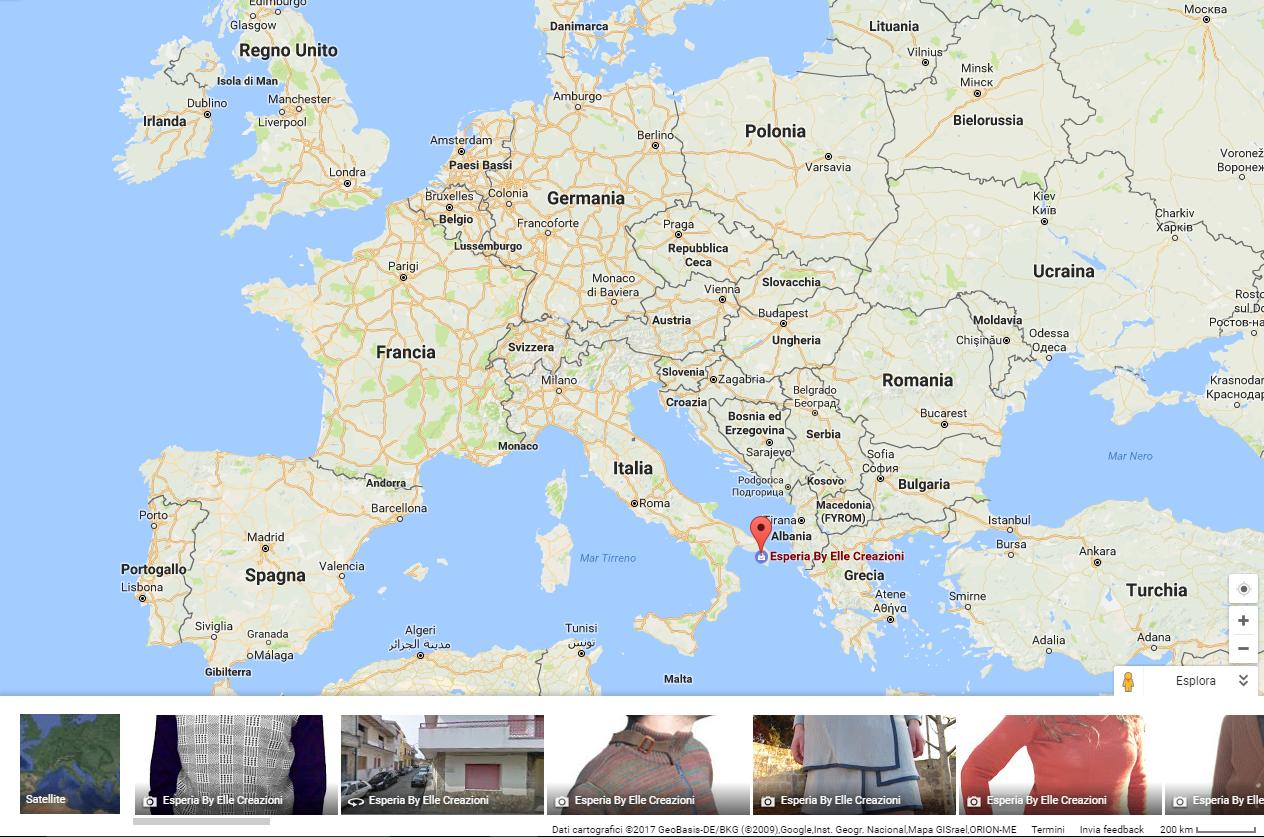 Mappa - Maps