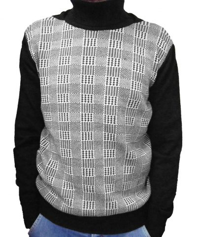 Sweater Prince of Galles - Black
