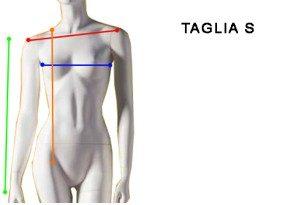 Taglia S Donna - Size 8 Woman