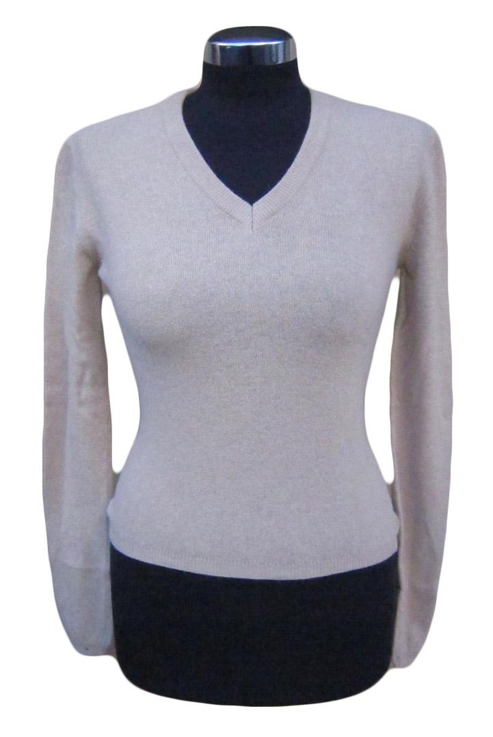 Maglia Donna a Punta - Women Sweater V-Neck