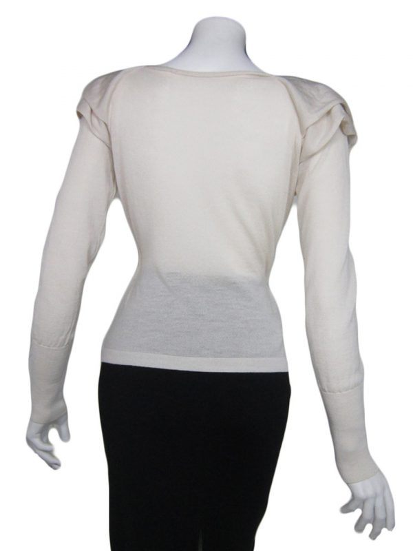 Maglia con Rouge Manica Lunga - Sweater with Rouge and Long Sleeves